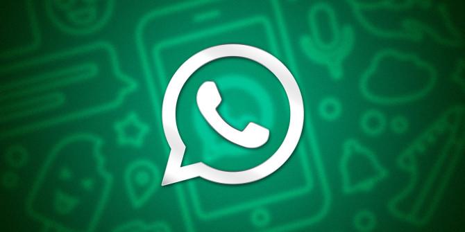 Image 1 WhatsAppでテキストを逆さまに書く方法