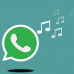WhatsAppのスタータスにバックグラウンドミュージックを追加する方法