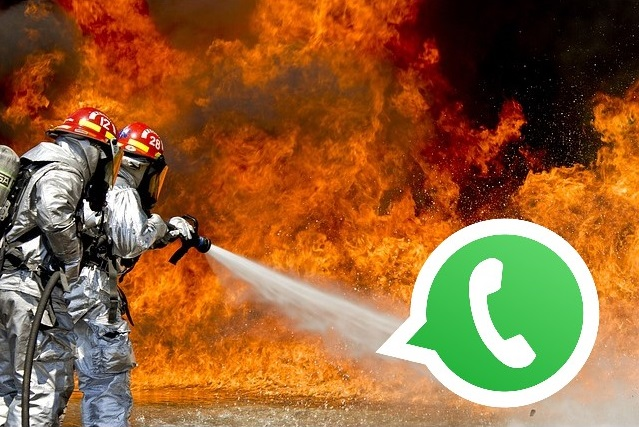 Image 2 WhatsAppに問題発生?解決方法は以下のとおり