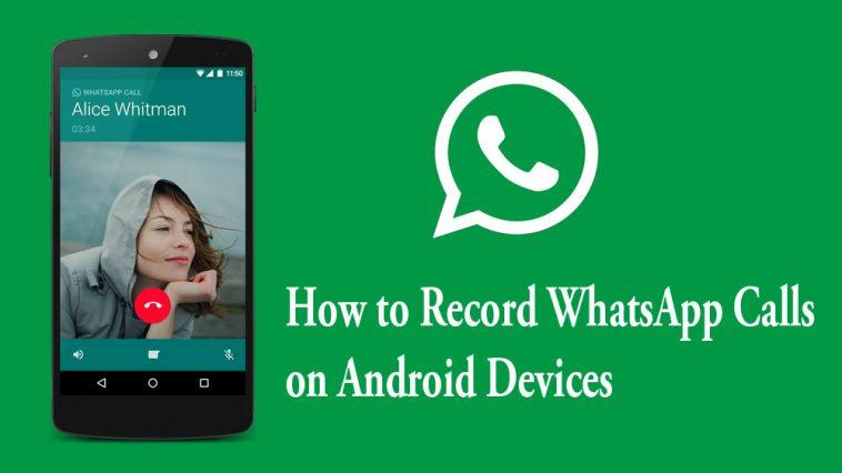 Image 1 WhatsApp の通話をAndroidで録音するには:Cube Call Recorder ACR, DU Recorder:画面キャプチャアプリを使おう