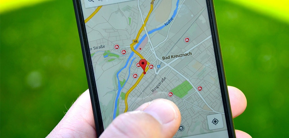 Android携帯で写真を撮影した場所を見つける方法