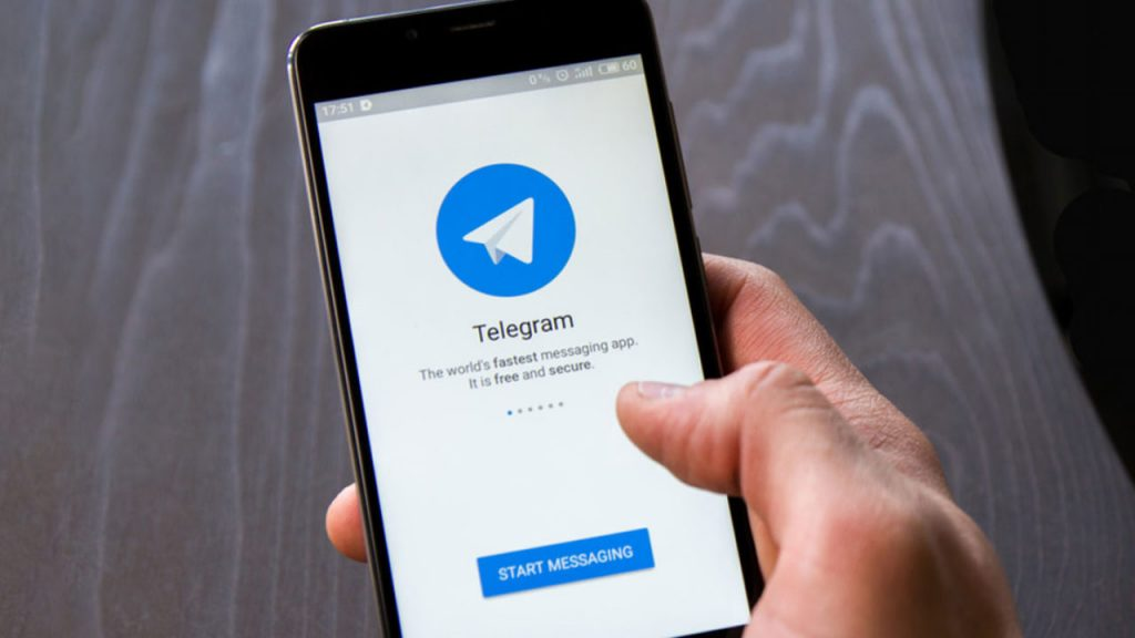 Telegramでメッセージやチャットをピンする方法