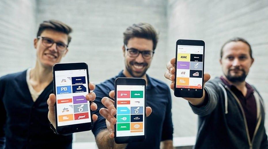 すべてのビニール製や紙製のポイントカードをひとつのアプリに切り替えよう