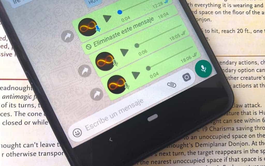 WhatsAppの音声メッセージが機能しない問題を解決するには