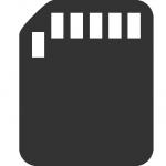 SDカードをダウンロードのデフォルト場所に設定する方法
