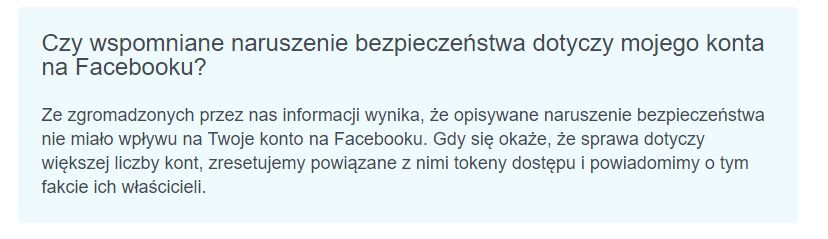 facebook-zhakowane konto