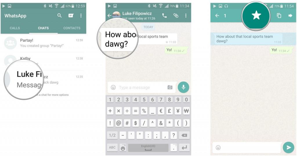 whatsapp-Chat-Message-Star-android-screens-jak-zachowac-wazna-wiadomosc