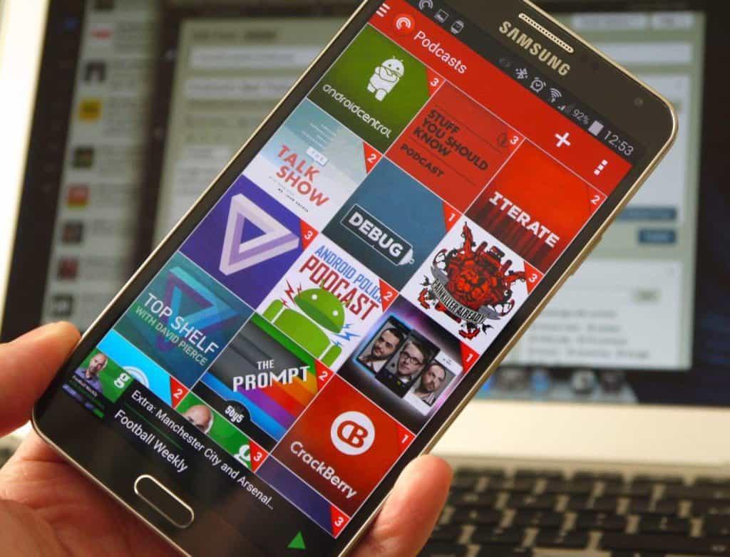 Najlepsze aplikacje do podcastów na Androida, które musisz pobrać