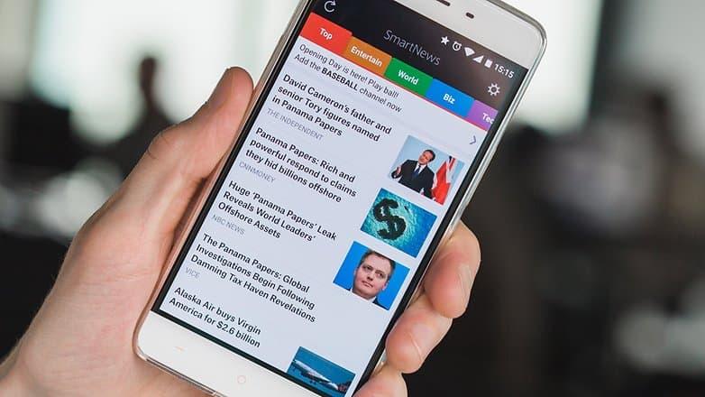 Najlepsze aplikacje z wiadomościami na Androida