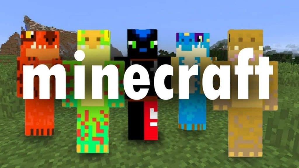 Najlepsze aplikacje do pobierania i tworzenia skórek do Minecrafta