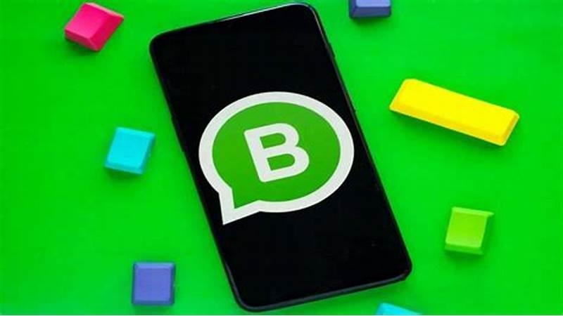 Jak przenieść swoje konto WhatsApp Messenger na konto WhatsApp Business