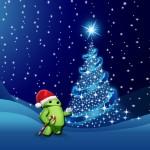 Imagine de la 5 teme și tonuri de apel de Crăciun pentru a-ți personaliza Androidul