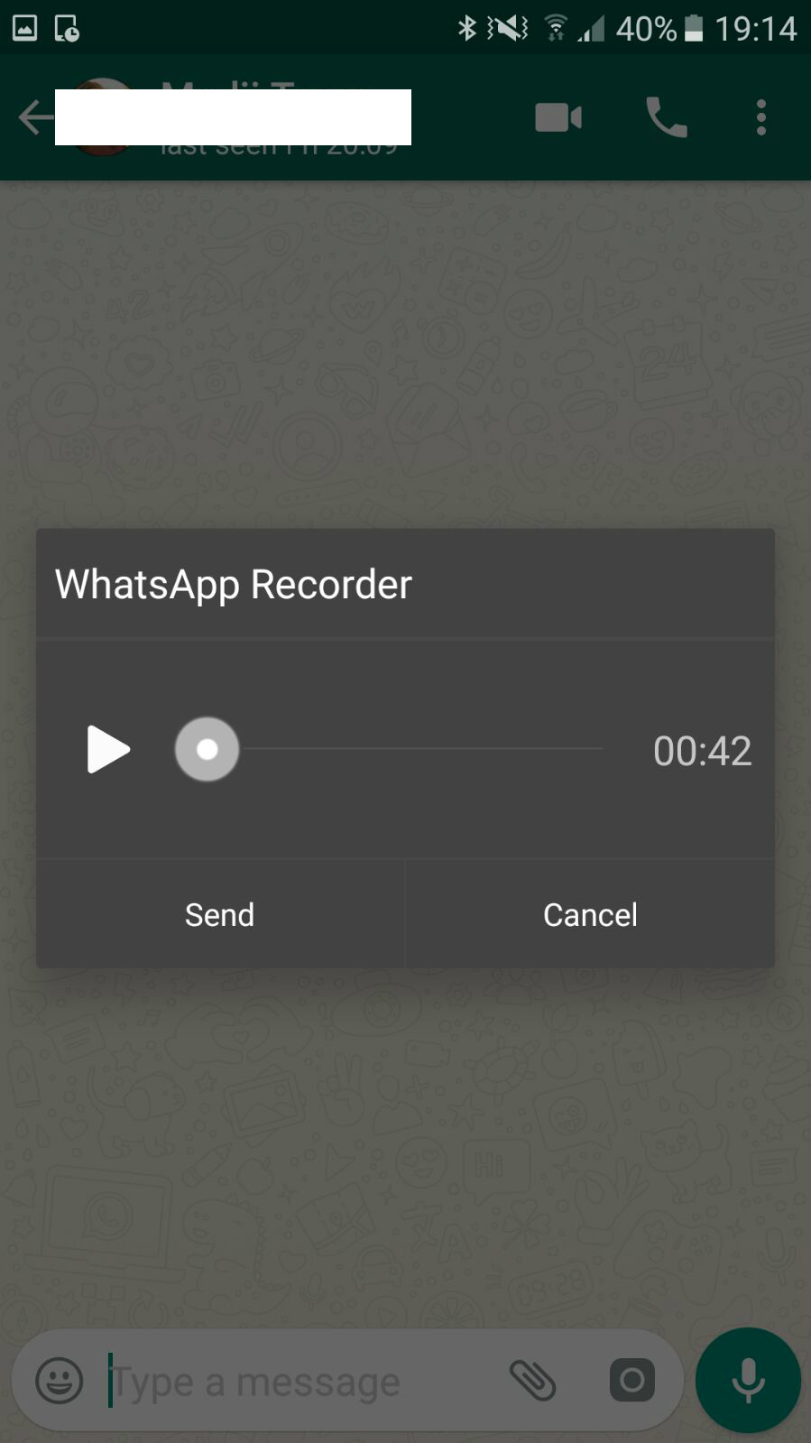 image of cum sa inregistrezi mesaj audio whatsapp2