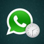 Image 1 Trucuri WhatsApp: Programează mesaje pe WhatsApp Android