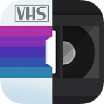 image for video retro aplica filtre