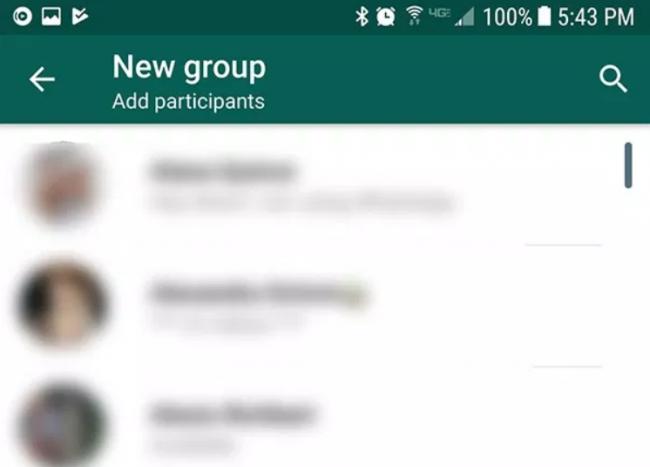 image grup nou whatsapp