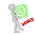 Cum să nu fii banat pe WhatsApp în 2019