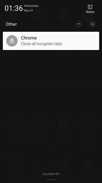 image 3 of cum să folosești modul incognito pe Android