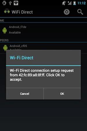 image 3 of Ce este Wi-Fi Direct și cum se folosește pe Android