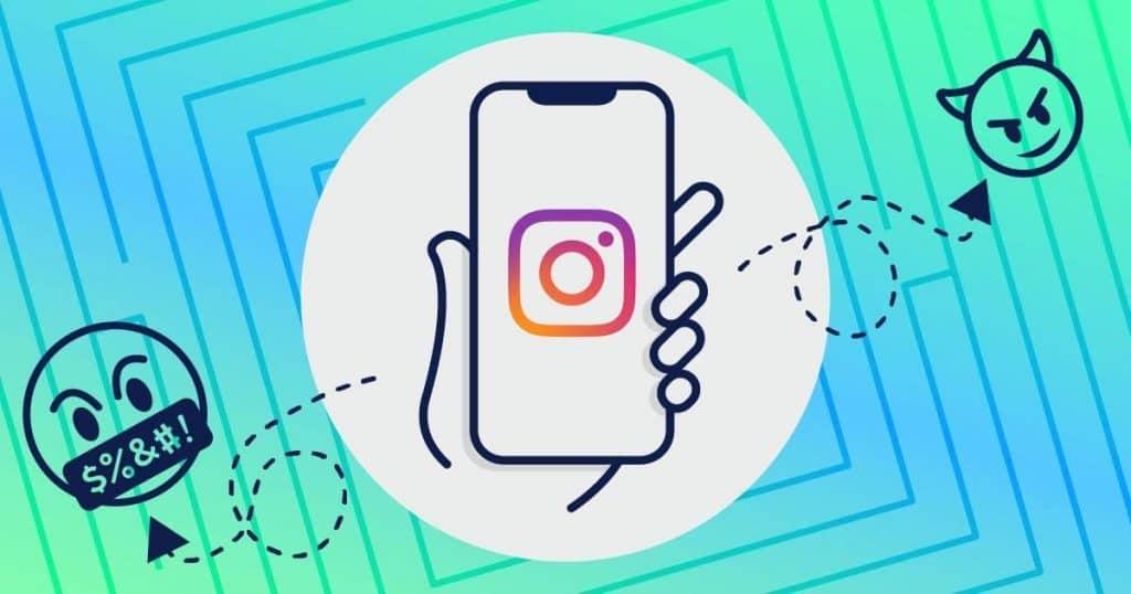 Cum limitezi comentariile și mesajele nedorite pe Instagram