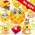 Top 5 ứng dụng emoticon hay nhất cho WhatsApp trên thiết bị Android: Emoji HD, Popular Stickers