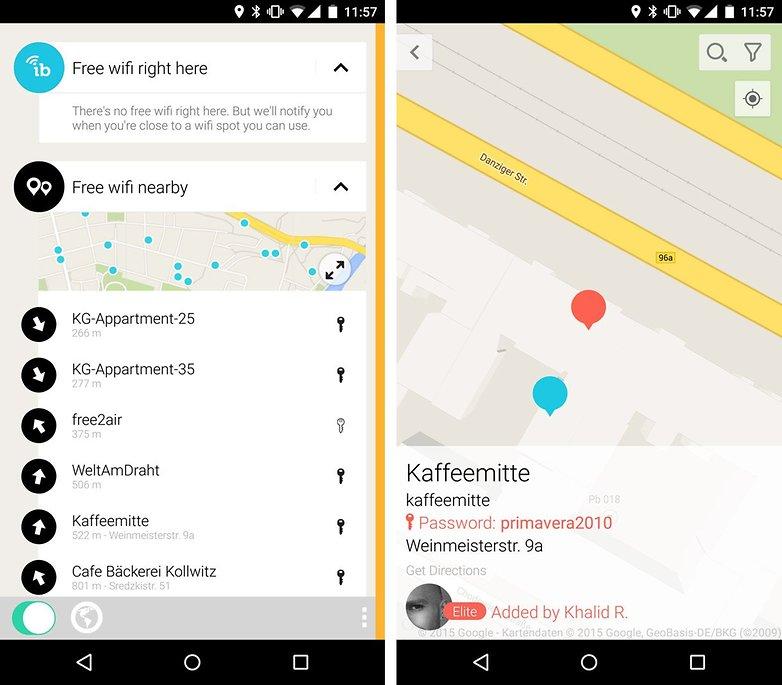 image 3 of Hướng dẫn cách tìm điểm truy cập Wifi an toàn và miễn phí trên Android