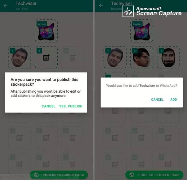 3_Hướng dẫn cách tạo hình dán sticker từ ảnh tự chọn cho WhatsApp