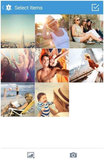 2.Hướng dẫn cách ẩn tập tin, hình ảnh và video trên thiết bị Android
