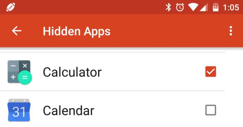 3.Hướng dẫn cách ẩn tập tin, hình ảnh và video trên thiết bị Android