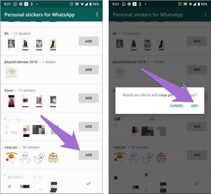 1_Hướng dẫn cách tải và sử dụng hình dán của Telegram cho WhatsApp trên Android
