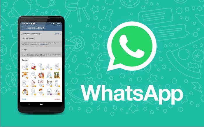 8_Hướng dẫn cách tải và sử dụng hình dán của Telegram cho WhatsApp trên Android