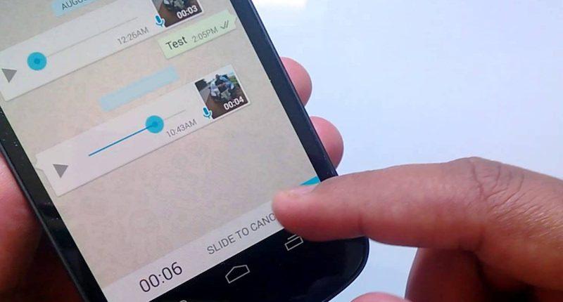4_Hướng dẫn cách biến tin nhắn lời nói thành văn bản trên WhatsApp