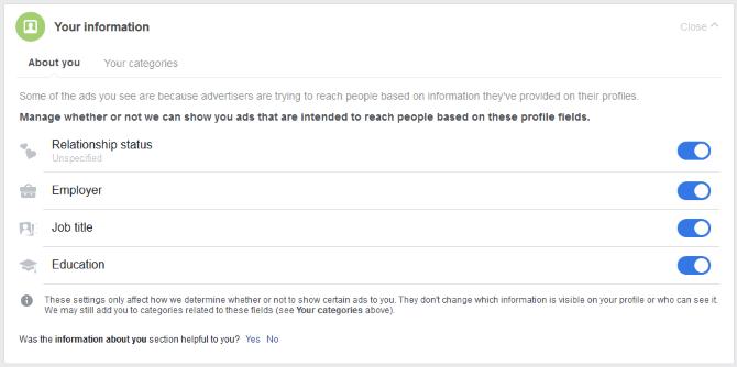 2_Hướng dẫn quản lý các tùy chọn quảng cáo trên Facebook
