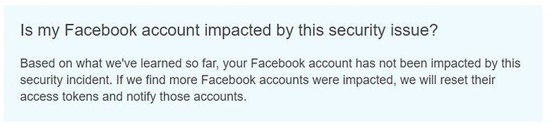 "image of ""Facebook ของคุณโดนแฮ็กหรือเปล่า อยากรู้มาเช็คกันเลย"""