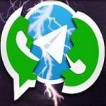 วิธีใช้สติกเกอร์ Telegram บน WhatsApp สำหรับแอนดรอยด์
