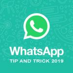 5 อันดับเทคนิค WhatsApp ใหม่ล่าสุดปี 2019