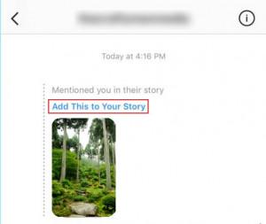 "image of ""เรื่องดีๆ มีไว้แชร์ มาแชร์ Instagram Stories อีกครั้ง"""