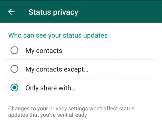 "image of ""เทคนิค WhatsApp ที่คุณควรรู้"""
