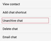 "image of ""มีความลับเหรอ มาดูวิธีซ่อนแชท WhatsApp และ Messenger กันเถอะ"""