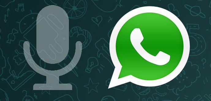 "image of ""แปลงข้อความเสียง WhatsApp เป็นตัวอักษร"""