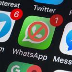 ส่งข้อความให้กับคนใน WhatsApp หลังจากโดนบล็อก