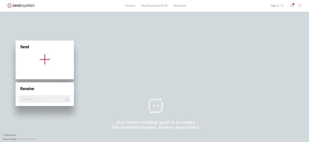 Screenshot_2019-06-05 Send Anywhere