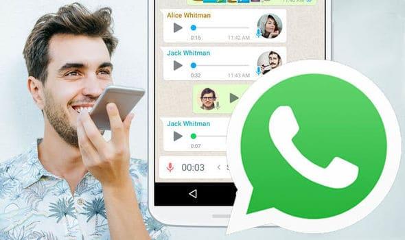 วิธีการเซฟข้อความเสียงจาก WhatsApp บนแอนดรอยด์