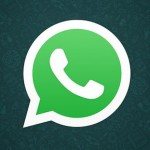 Verander je wallpaper in WhatsApp chats