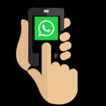WhatsApp berichten sturen zonder deze persoon toe te voegen als contact!