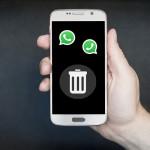 Zo verwijder je oude WhatsApp berichten