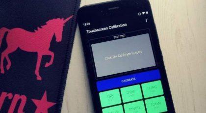 Zo kun je het touchscreen op je Android kalibreren