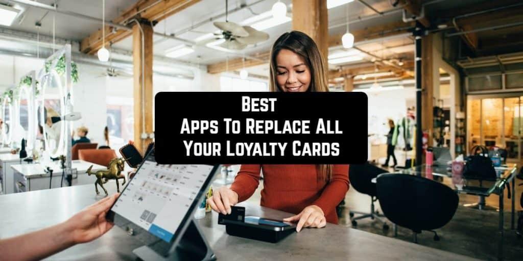 Vervang al je plastic kortingskaarten door een app