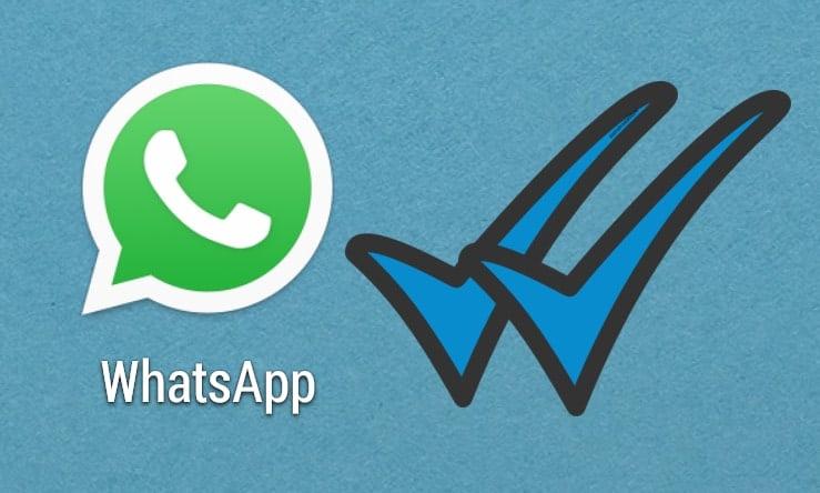 Kijk of je WhatsApp-berichten gelezen zijn als de blauwe vinkjes zijn uitgeschakeld!