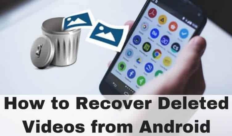 Zo kun je verwijderde foto's en video's op Android herstellen